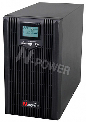 фото N-Power Pro-Vision Black M2000